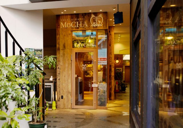 MoCHA 大阪心斎橋店